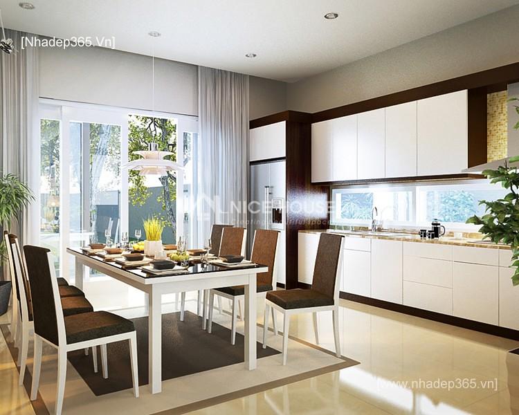 Thiết kế biệt thự vườn nhà Anh Minh - Hà Nội_04