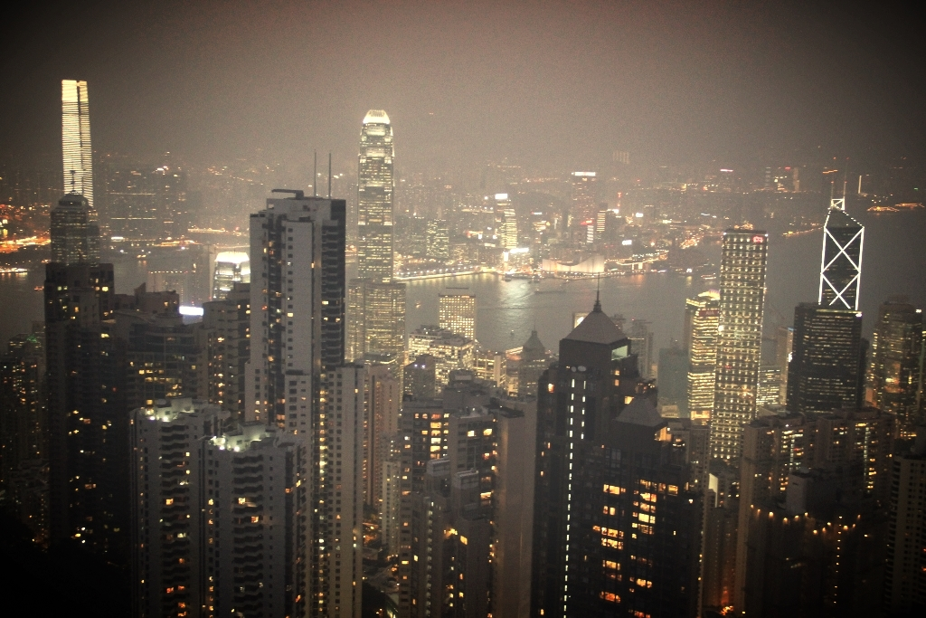Sunset Goddess Guide to Hong Kong