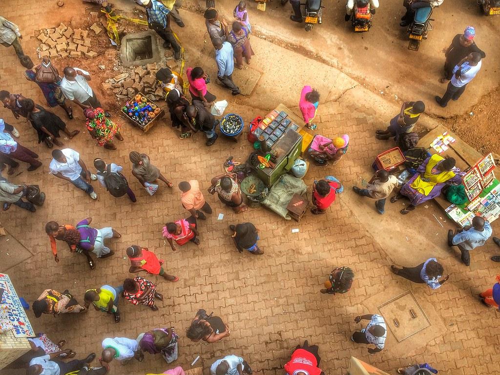 I dream of Africa.