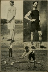 """Image from page 133 of """"Spalding's official athletic almanac"""" (1800)"""