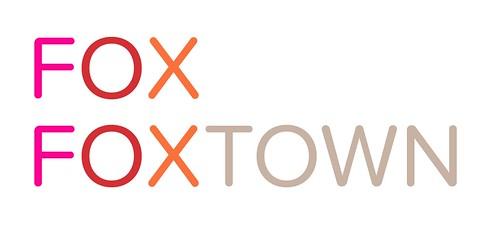Foxtown Logo Mockup