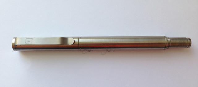 bigidesign titanium pen
