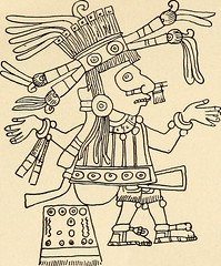 """Image from page 386 of """"Mexican and Central American antiquities, calendar systems, and history;"""" (1904)"""