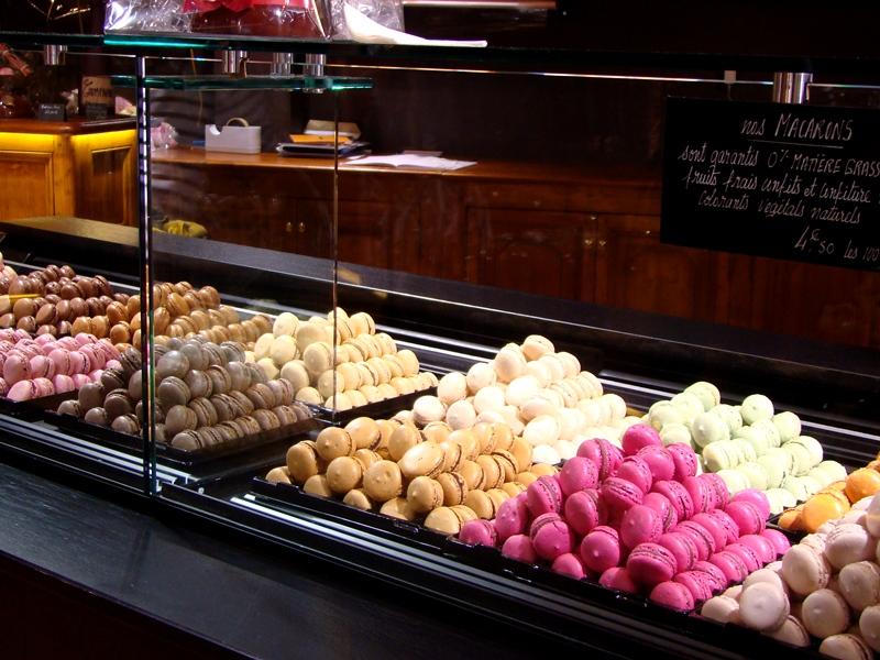 Montmartre macarons