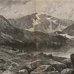 GC254 Thomas Moran; Chicago Lake, Colorado; 1876; Engraving - From The Graham and Barbara Curtis Collection