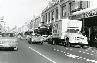 George Street, May 1975