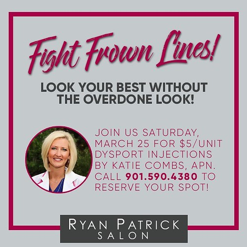 Did you miss your chance to schedule your appointment with the awesome, @katie_e_combs? Don't worry! She will be back at Ryan Patrick Salon next Saturday, March 25! Call today to schedule your appointment and reserve your spot! #Choose901 #ErinDrive #Trea