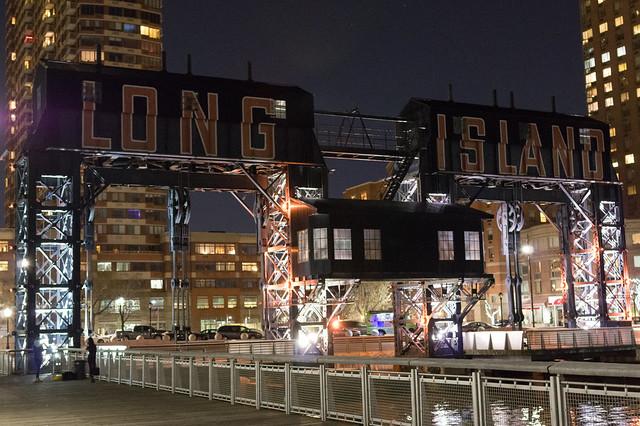 Long Island City Piers in Queens