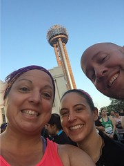 #runlurarun Dallas rock n' roll half 2017