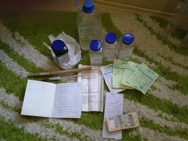 СБУ вилучила контрафактний алкоголь на 30 мільйонів гривень у районі проведення АТО_1