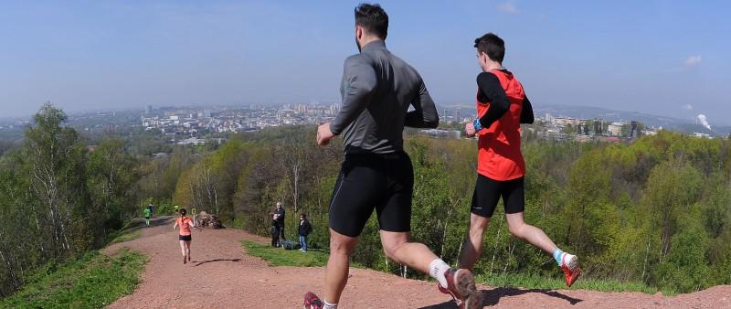 """Trail Ostrava vede okolo hradu i přes kouřící """"sopku"""" Ema. Začíná KTRC!"""