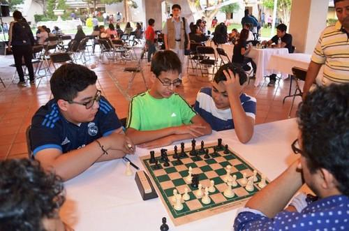 2017 - Nacional Abierto - Torneo de Relevos [13 Abril]