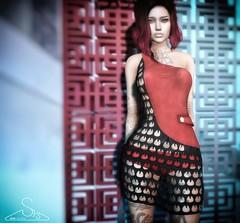 [sYs] LOTUS dress
