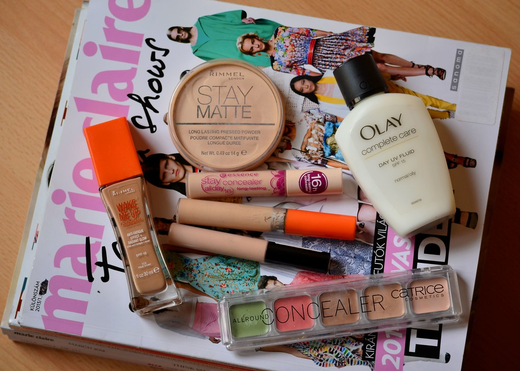 What's in My Makeup Bag? - Paperblog