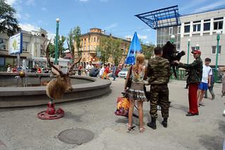 Vida en las calles de Irkutsk Irkutsk, la venecia siberiana de Rusia - 13829525603 63a2a5321d n - Irkutsk, la venecia siberiana de Rusia