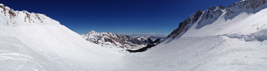 Panorama of Mineral Basin