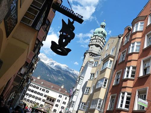 Innsbruck. Cute cute cute