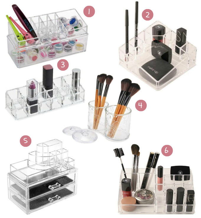 This week on Call me Maddie blog Ebay bargains- how to organize your makeup. Cheap Acrylic makeup organizer, boxes, drawers, sets. Nail polish organizer. Tips on how to store and organize makeup and makeup tools.