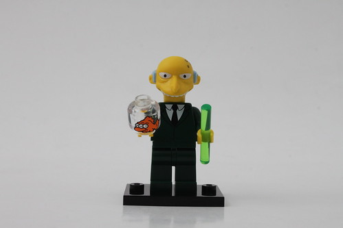 LEGO Minifigures The Simpsons Series (71005) - Mr. Burns