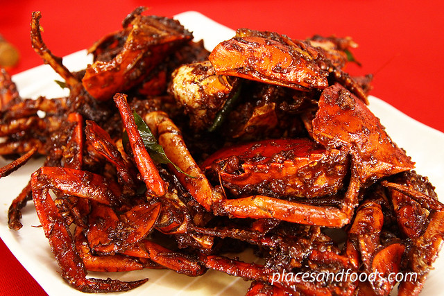 kang guan carey island kam heong crab