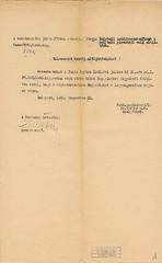 III/6.a. Helybéli zsidó kereskedők eltiltása a helybéli piacokról, 1940. augusztus 26.