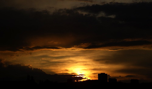 Sunset over Brno 02