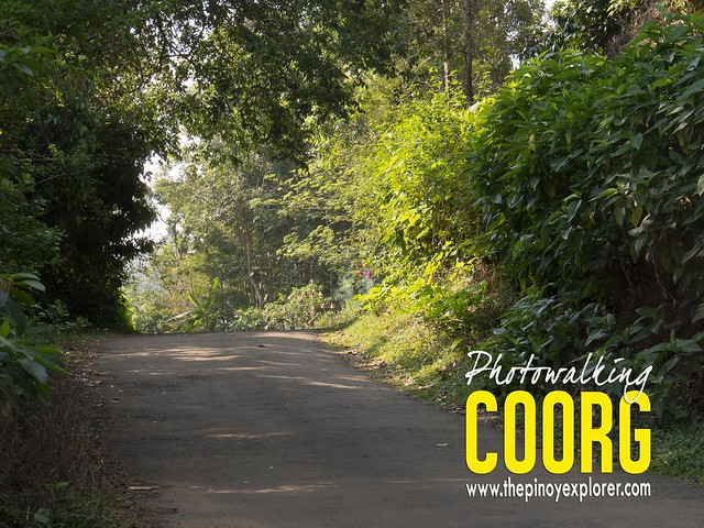 Photowalking Coorg