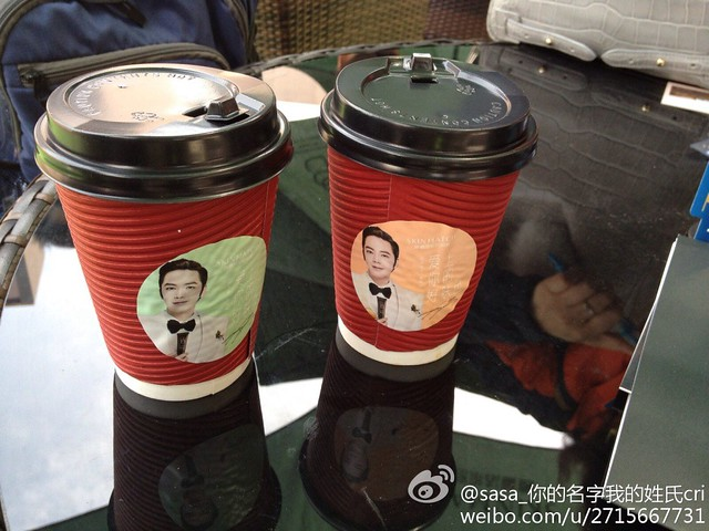 [pics] Yalget Exhibition Stands with Jang Keun Suk Images at Shanghai Cosmetic Expo_20140507 13940630108_b3bb677890_z
