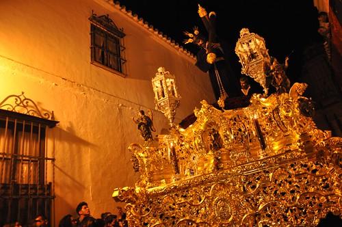 AionSur 13950642445_f8515636f6_d Corta Madrugá, intensa estación de penitencia Cultura Semana Santa