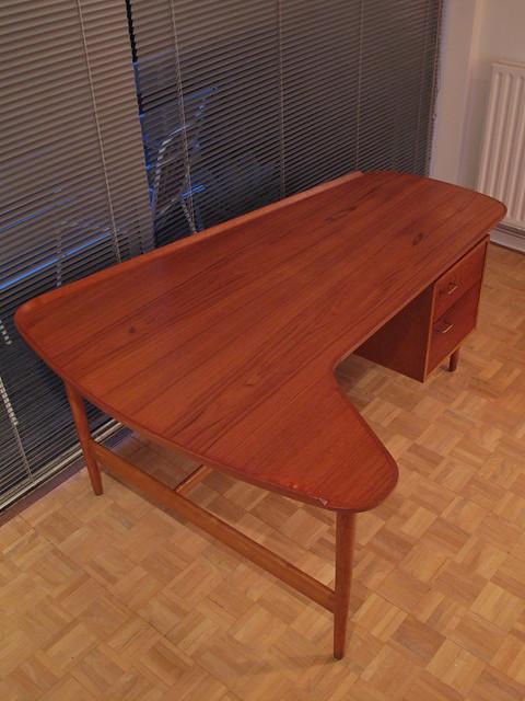 Arne Vodder BO85 Desk
