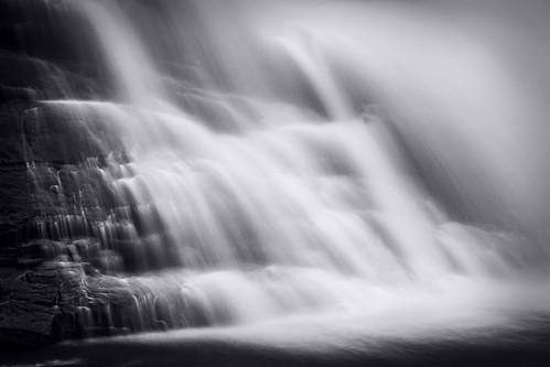 longexposure ny newyork monochrome waterfall upstate nd poestenkill neutraldensity canonef24105mmf4lisusm canoneos6d samanthadecker barbervillefalls adobephotoshopcs6