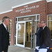 Governor McAuliffe Visits the  Eastern Shore Rural Health System, Onley Community Health Center