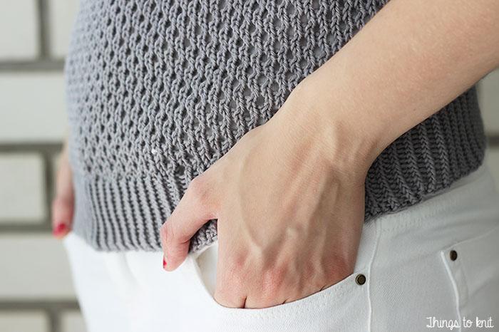carpino sweater handmade