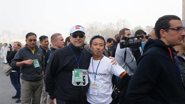 Pyongyang Marathon 2014