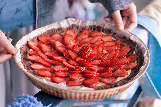 Strawberries-mania