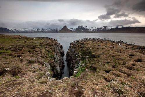 Towards Grundarfjörður