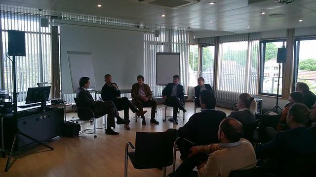Podiumsdiskussion E-Mobilität im Landkreis Starnberg 1