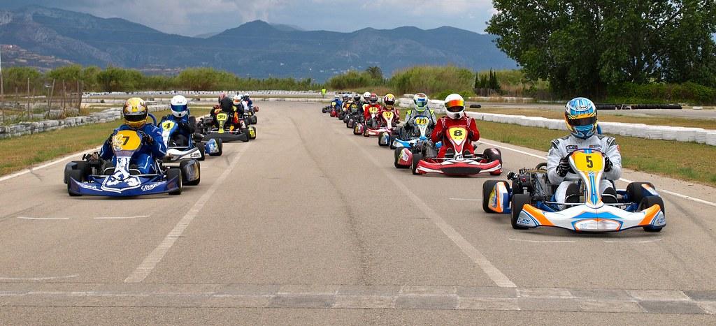 Primera Manga Sexta jornada F400 Sirocco 2014