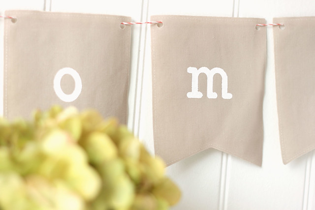party banners 'n alphas {lawn fawn inspiration week}