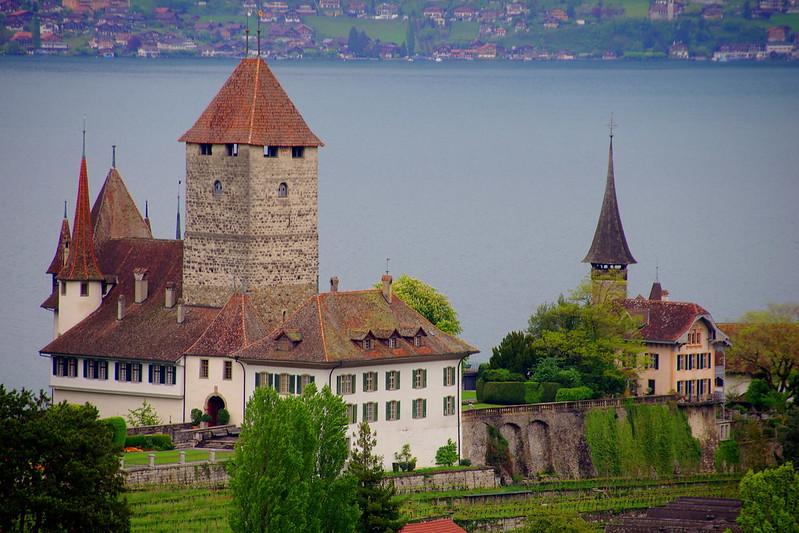 Schloss Spiez (Switzerland)