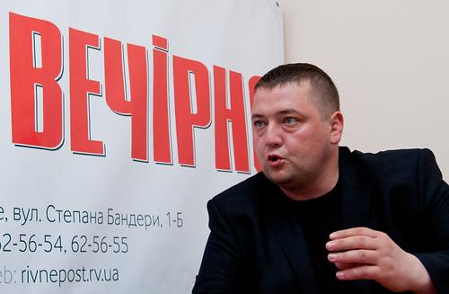 Сергій Рибачок: