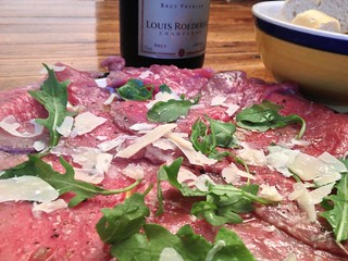 Beef Carpaccio : Celebrations