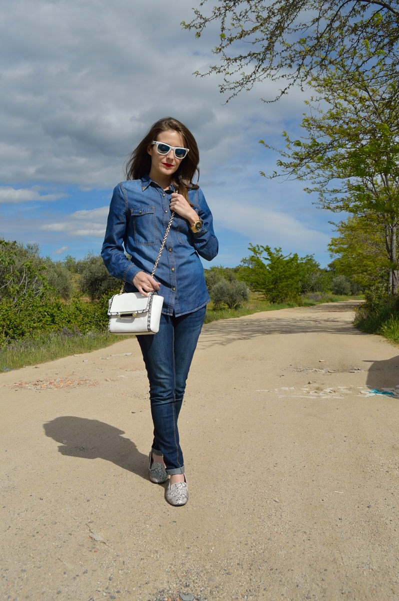 lara-vazquez-madlula-blog-easy-denim-look-spring-sun