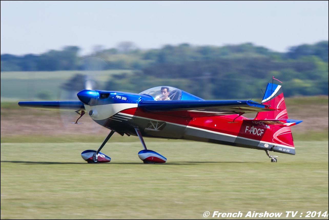 ARS 300 F-PDCF, Meeting Aerien Til Chatel 2014