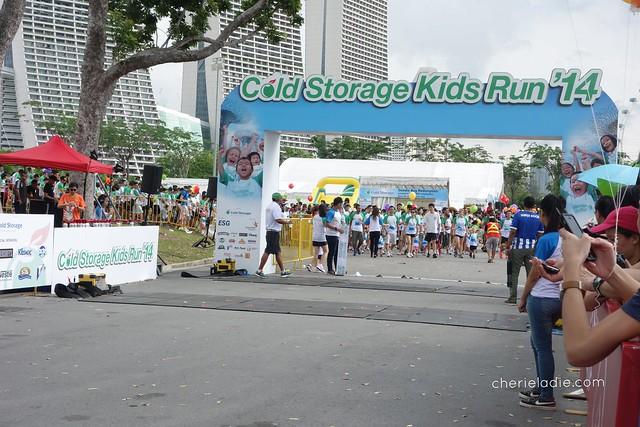 Cold Storage Kids Run 2014