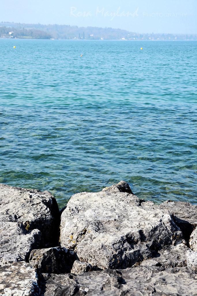 Lakeside, Geneva - Early Spring 2014
