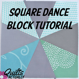 Square Dance Block Tutorial