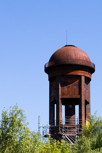 Wasserturm im Natur-Park Schöneberg Südgelände