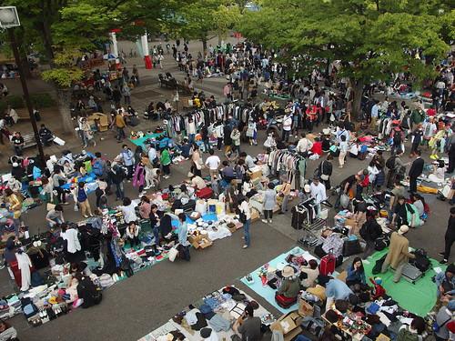 Flea Market @ Yoyogi Park
