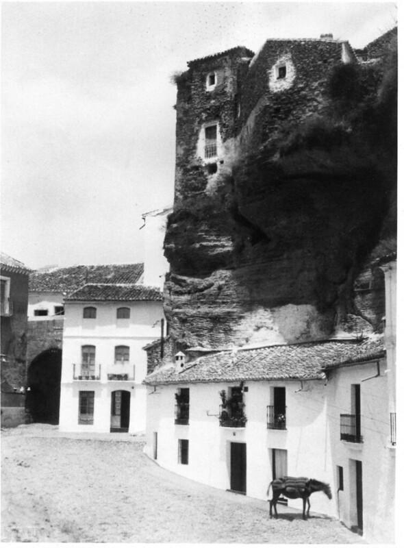 La Plaza, en los años '20